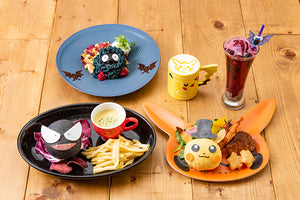 """Pokemon Cafe"" NEW Limited Autumn Menu Appears!"
