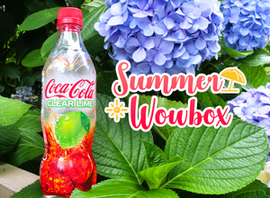 New Japanese Limited Snacks for August WOWBOX!