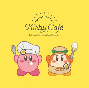 Kirby CAFE will Open for a Limited Time on from September 27, 2018!