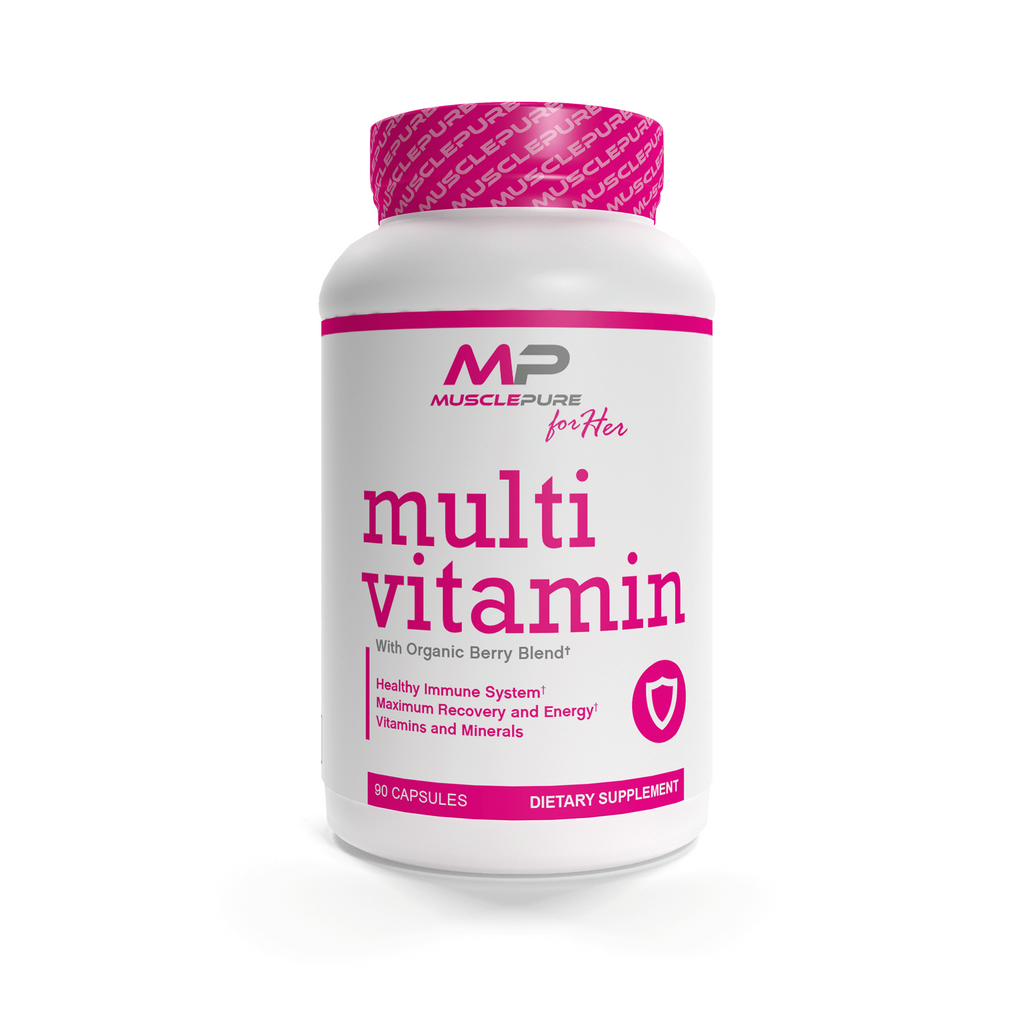 Free multi vitamin - Muscle Pure