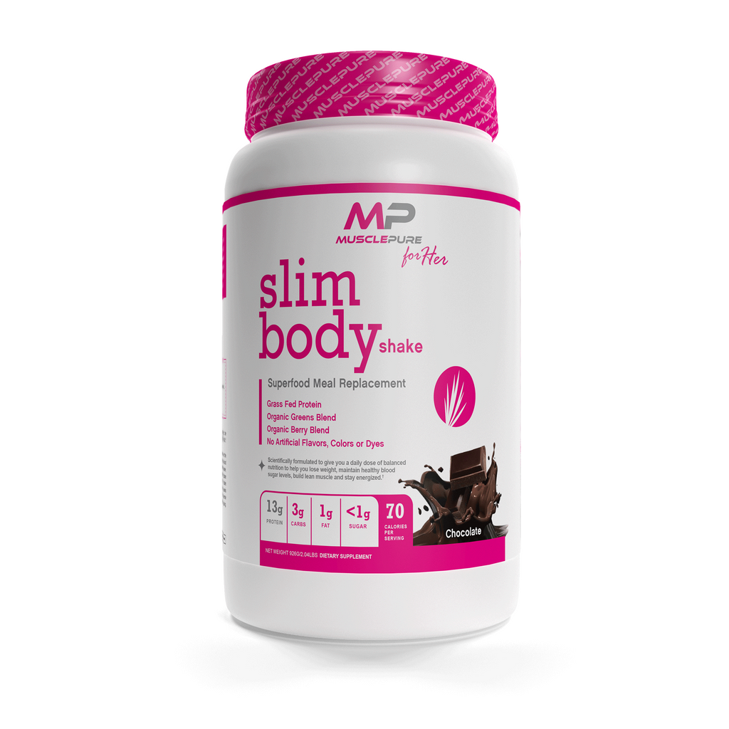 slim body shake - Muscle Pure