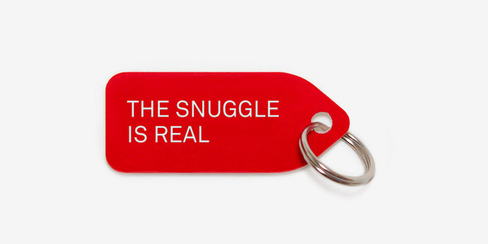 The snuggle is real - Growlees