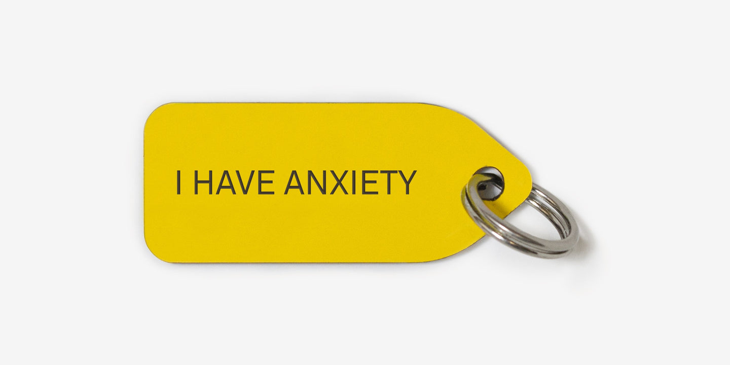 I have anxiety - Growlees