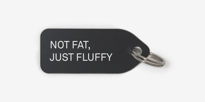 Not fat, just fluffy. - Growlees