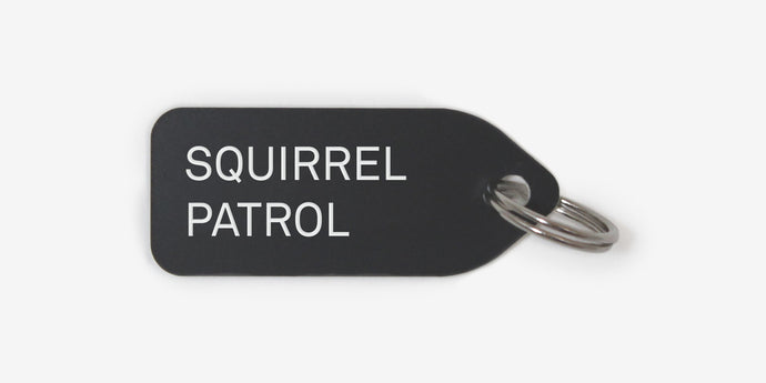 Squirrel patrol - Growlees