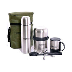 Vaccum Stainless 5 In 1 Foodflask