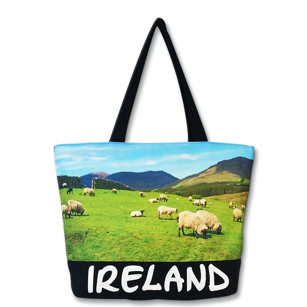 Ireland Sheep Shopper - Large Color