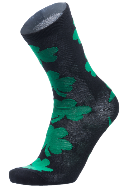 Ireland Shamrock Socks