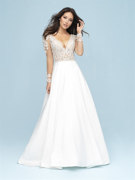 Allure Bridals Style 9615