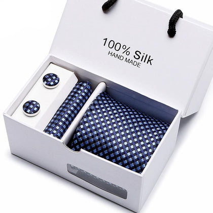Men Ties Set