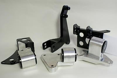 Hasport Motor Mounts 96-00 Civic EKK2 Dual Height K20 K24 Swap