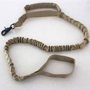Canine Tactical Dog Leash - Shock Absorbing