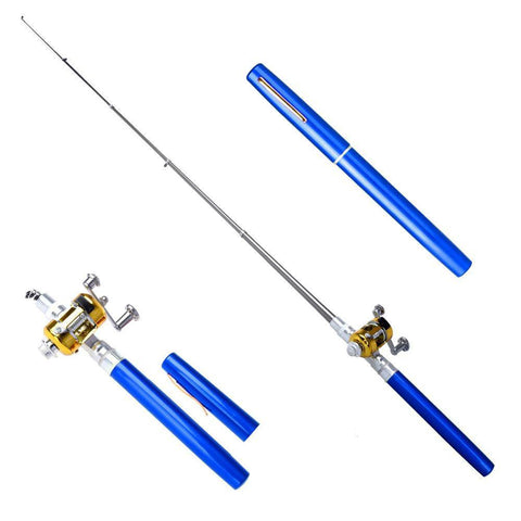 PEN FISHERMAN Portable Fishing Rod - *FREE SHIPPING*