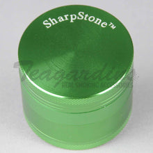 Load image into Gallery viewer, Sharpstone Herb Grinder Green