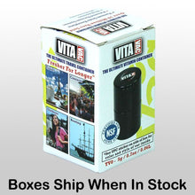 Load image into Gallery viewer, TightVac - TV0 - Vitavac - Storage Container - 0.7oz - 20g - airtight container
