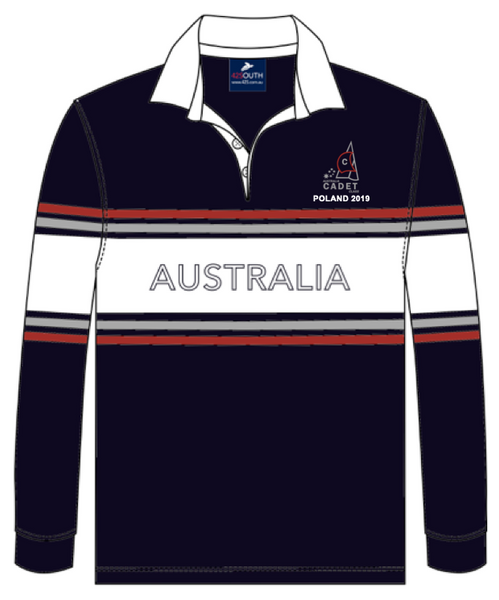 International Cadet 2019 Rugby Jumper