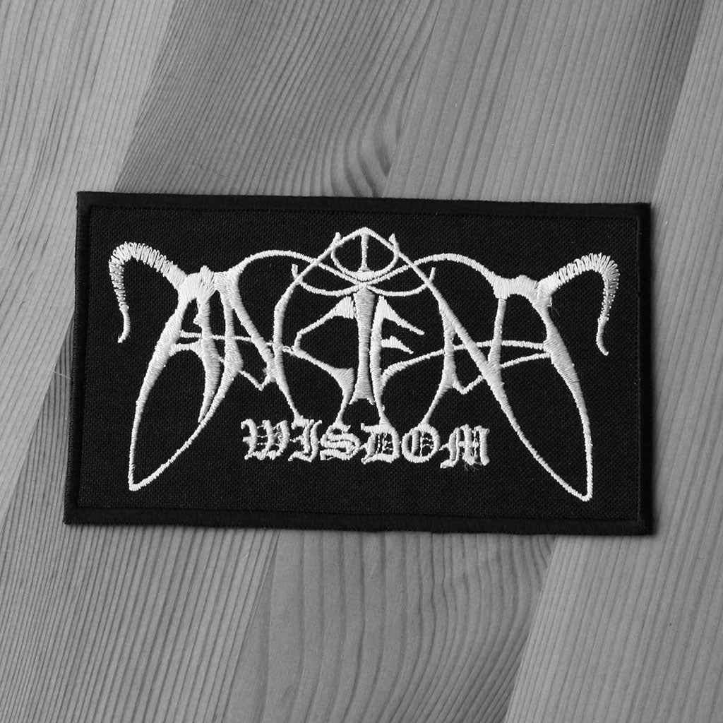 Ancient Wisdom - Logo (Embroidered Patch)