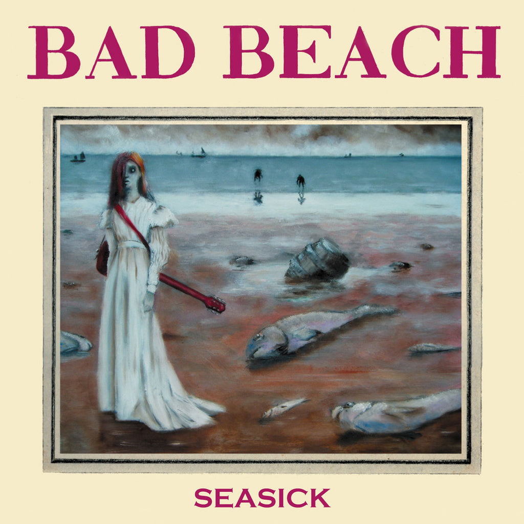 Bad Beach - Seasick: Songs from the Deep (2CD)