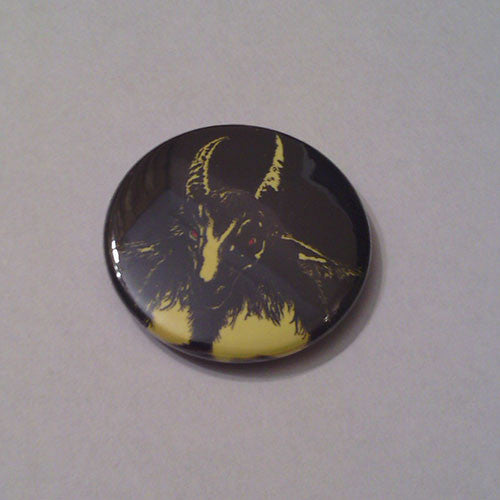 Bathory - Yellow Goat (Badge)