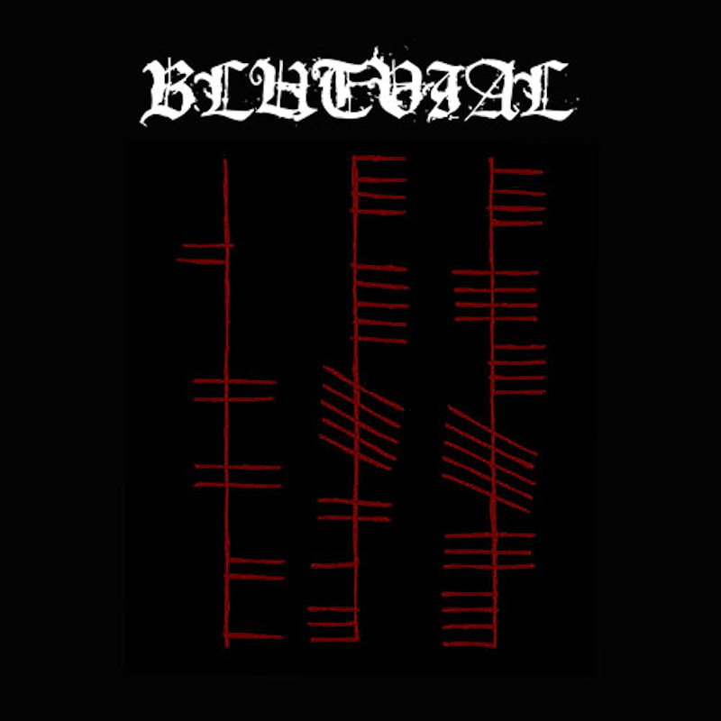 Blutvial - Curses Thorns Blood (2012 Reissue) (CD)