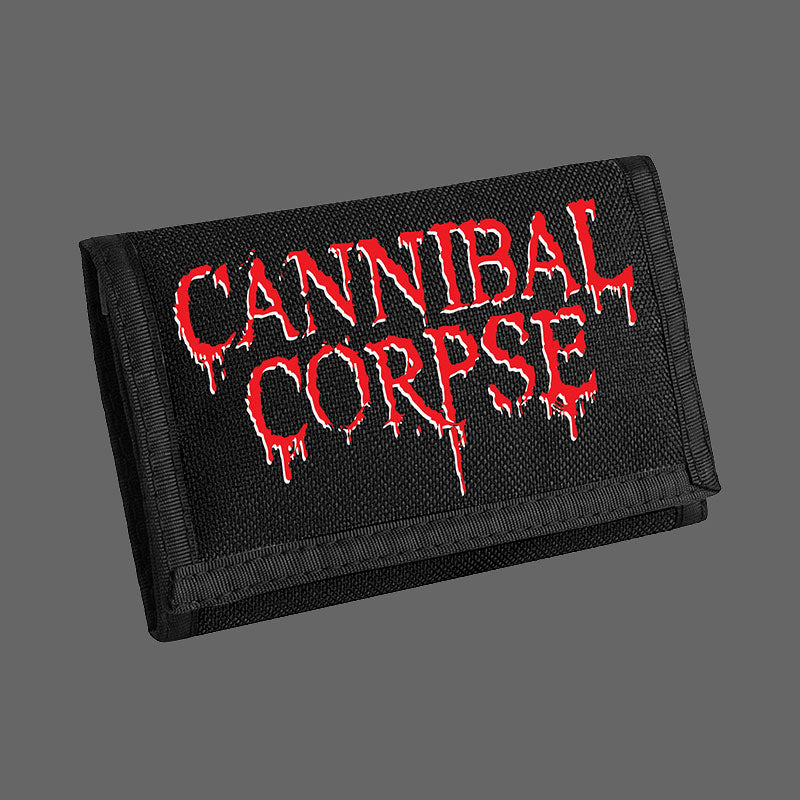 Cannibal Corpse - Logo (Wallet)