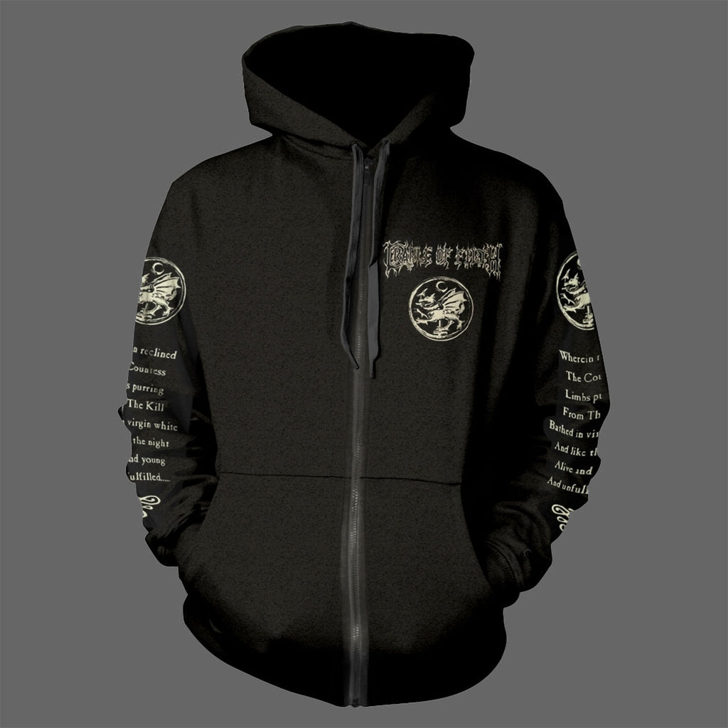 Cradle of Filth - Cruelty and the Beast (Full Zip Hoodie)