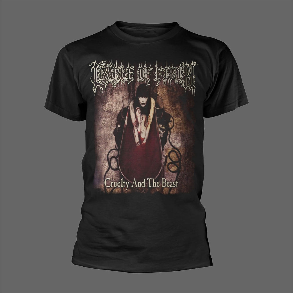 Cradle of Filth - Cruelty and the Beast (T-Shirt)