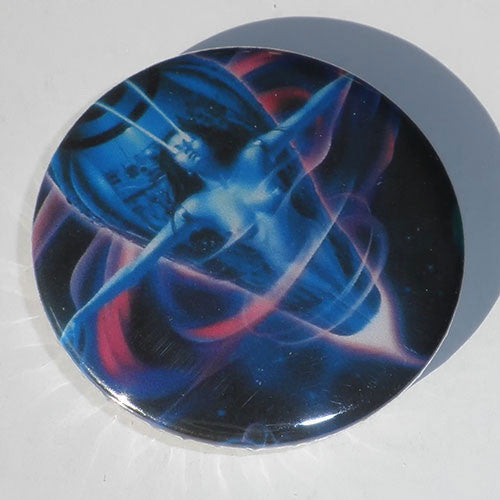 Crimson Glory - Transcendence (Badge)