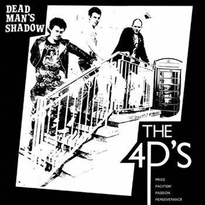 Dead Man's Shadow - The 4P's (2005 Reissue) (CD)