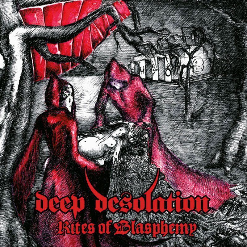 Deep Desolation - Rites of Blasphemy (Digipak CD)
