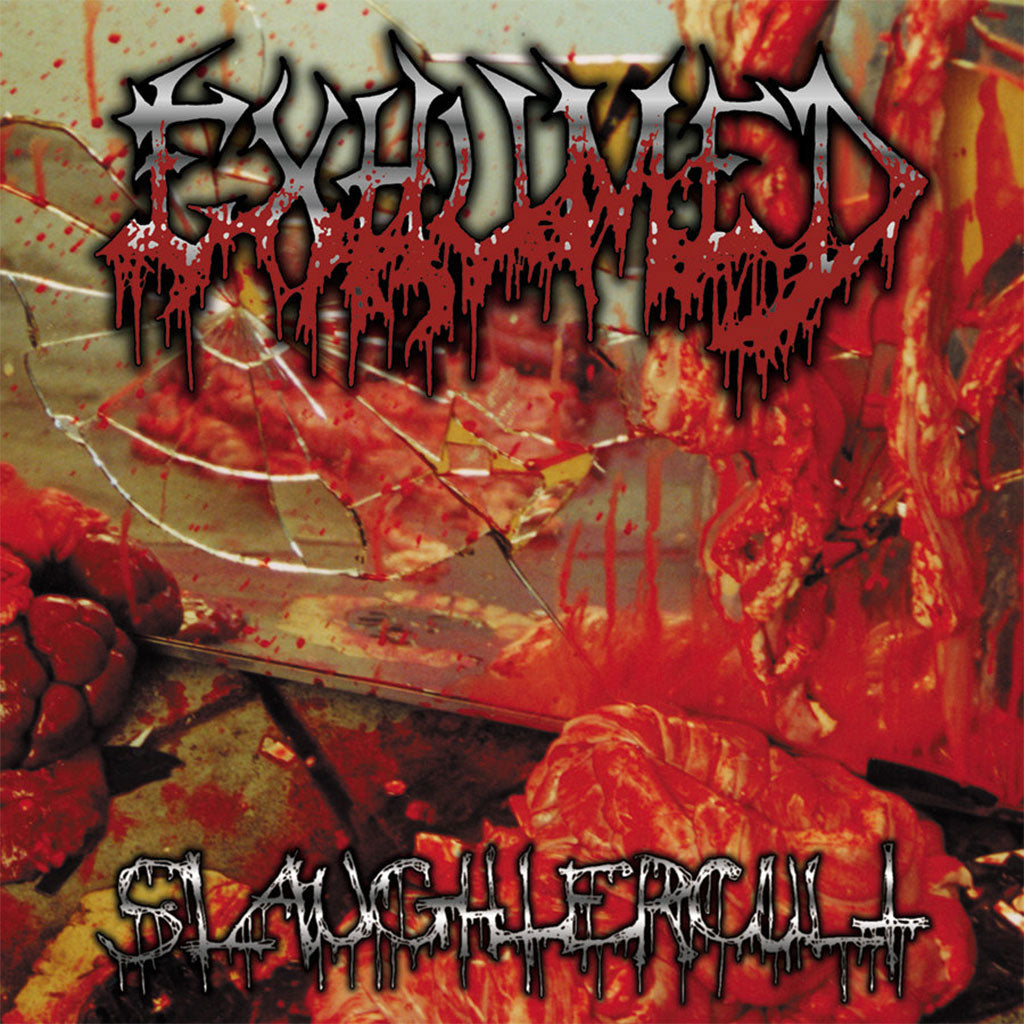 Exhumed - Slaughtercult (Limited Edition) (CD)