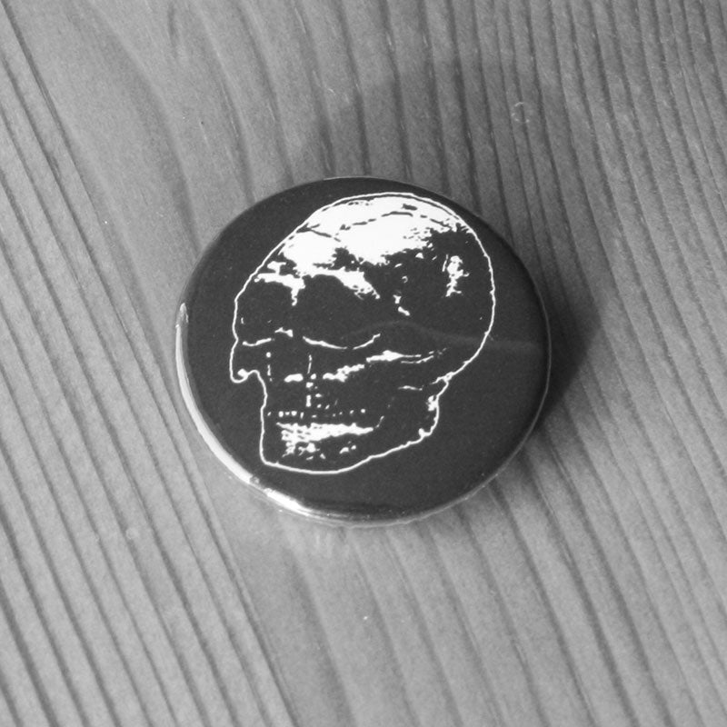 Man Is the Bastard - Skull (Right) (Badge)