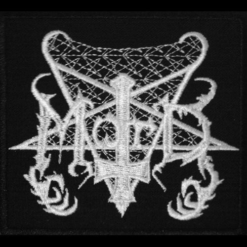Mord - Logo (Embroidered Patch)