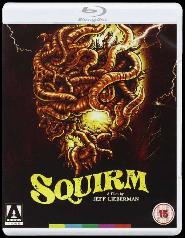 Squirm (1976) (Blu-ray / DVD)