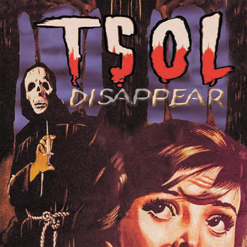 T.S.O.L. - Disappear (CD)