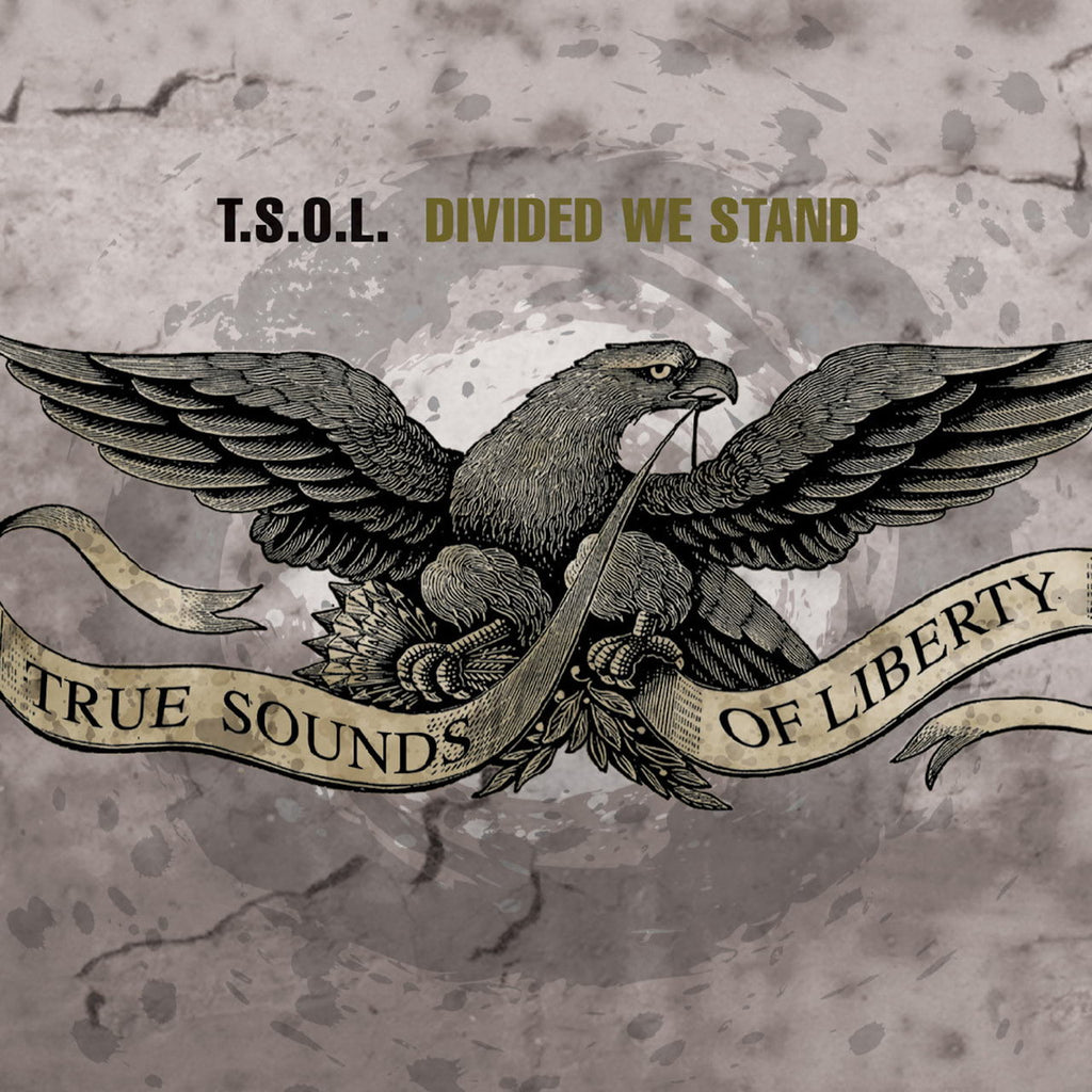 T.S.O.L. - Divided We Stand (CD)