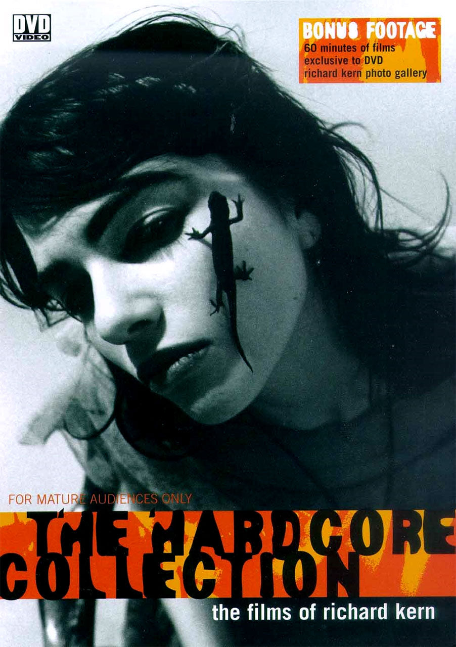 The Hardcore Collection: The Films of Richard Kern (1999) (DVD)