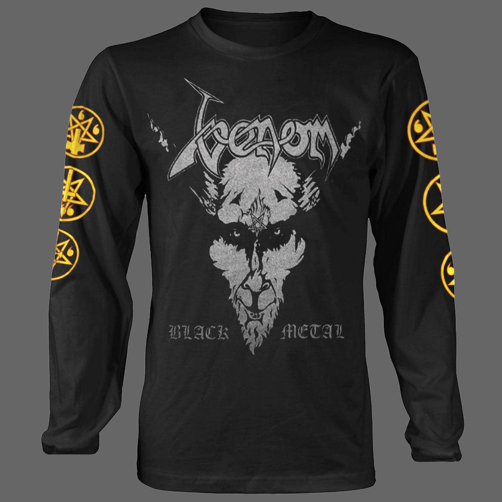 Venom - Black Metal (Long Sleeve T-Shirt)
