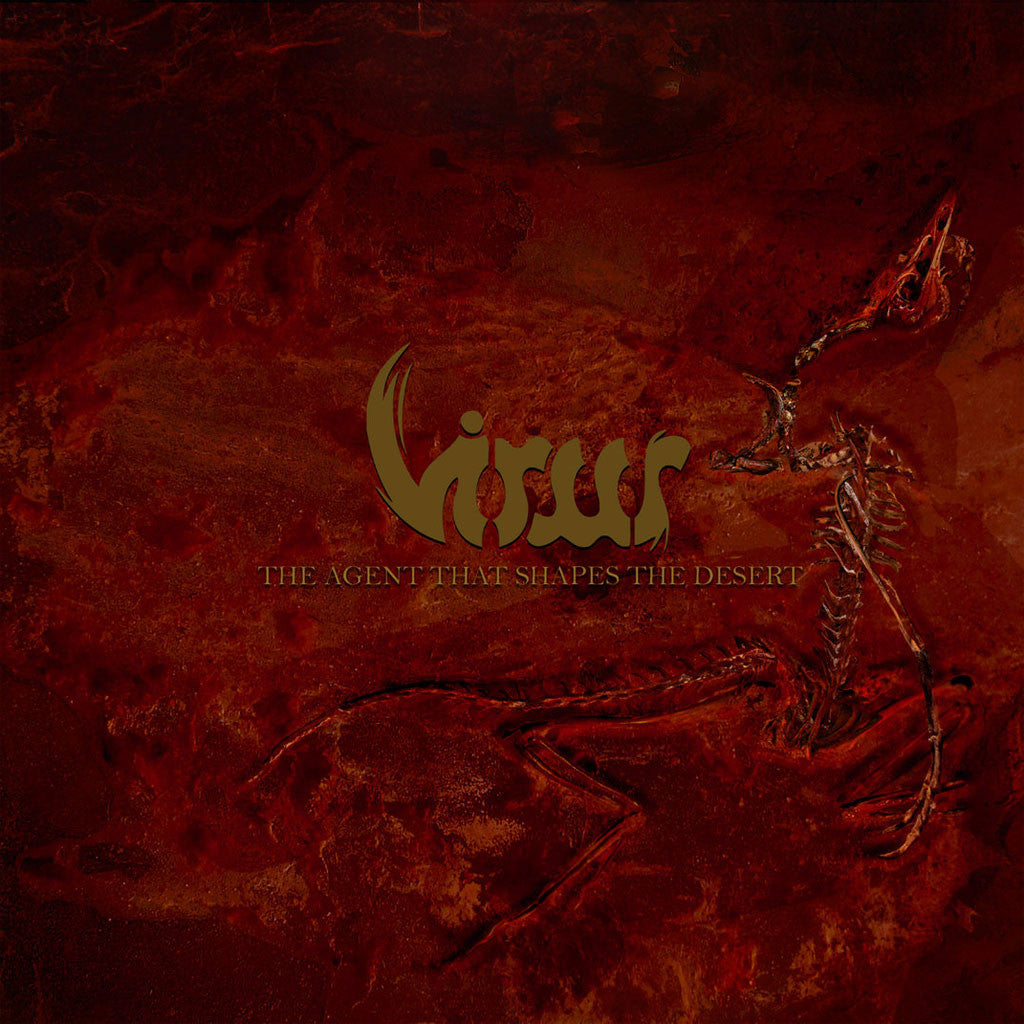 Virus - The Agent That Shapes the Desert (Digipak CD)