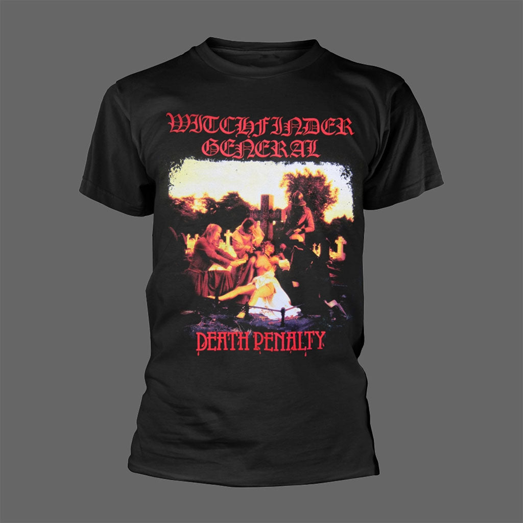 Witchfinder General - Death Penalty (T-Shirt)