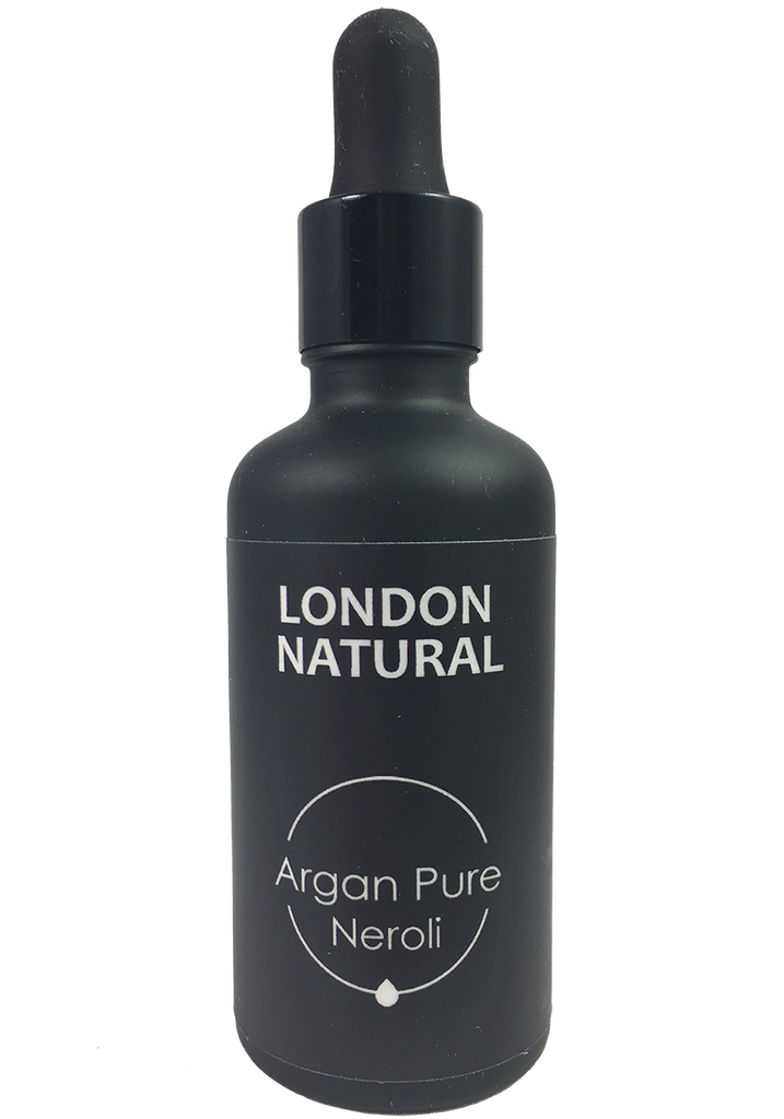 Pure Argan Oil with Neroli Essential Oil - London Natural