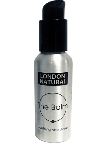 The Balm - Luxury shave balm with Argan and essential oils.