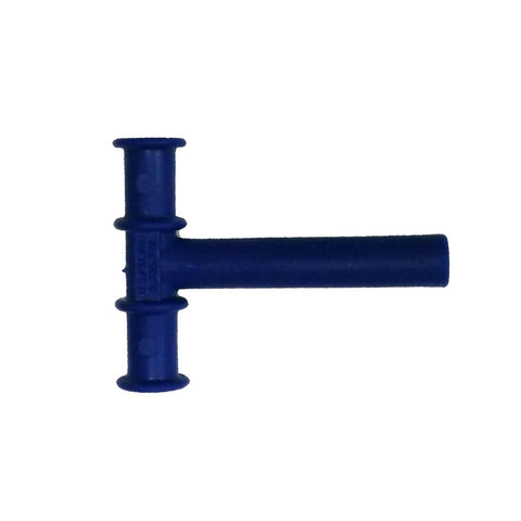 Chewy Tube - Navy Blue -  Talk-Tools