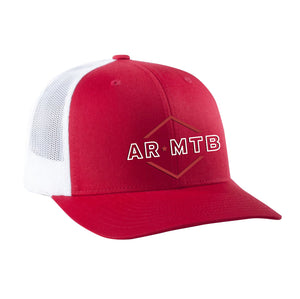 Arkansas MTB Mesh Trucker