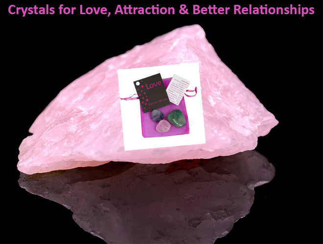 crystal for love attraction