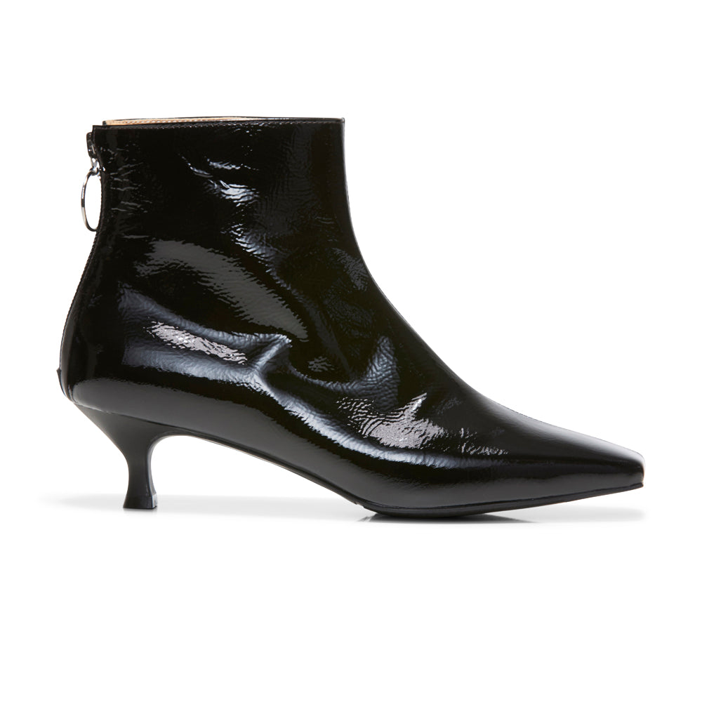 FEMME Ankle Boots - Black
