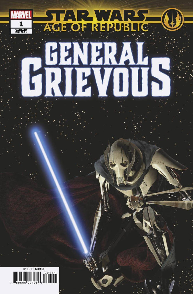Star Wars Age of Republic General Grievous #1 1/10 Movie Variant