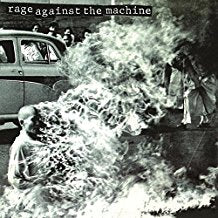 Rage Against the Machine - Self-titled LP