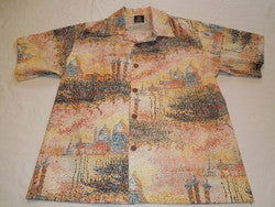 Men's Italian Points Hawaiian shirt