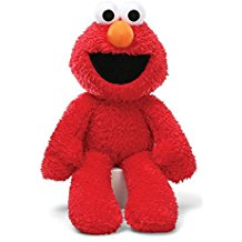 Elmo Take-Along Buddy GUND